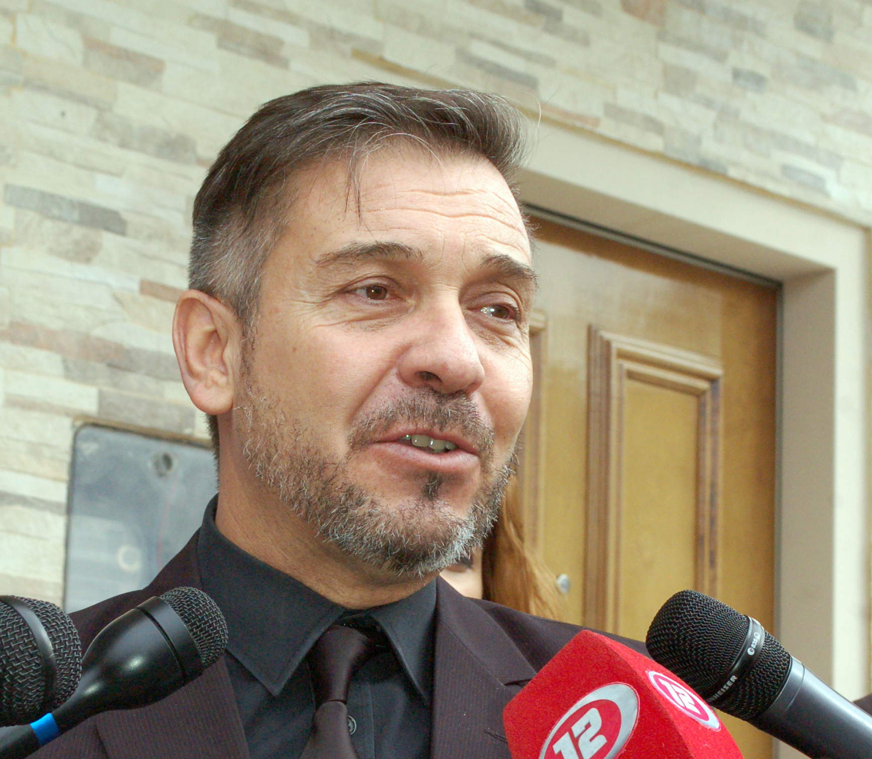Carlos Barbato, presidente de Lotería del Chubut