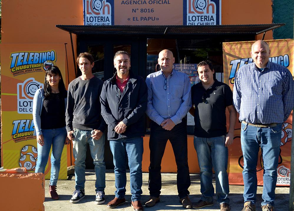 Inauguración Agencia 8016 Epuyén b
