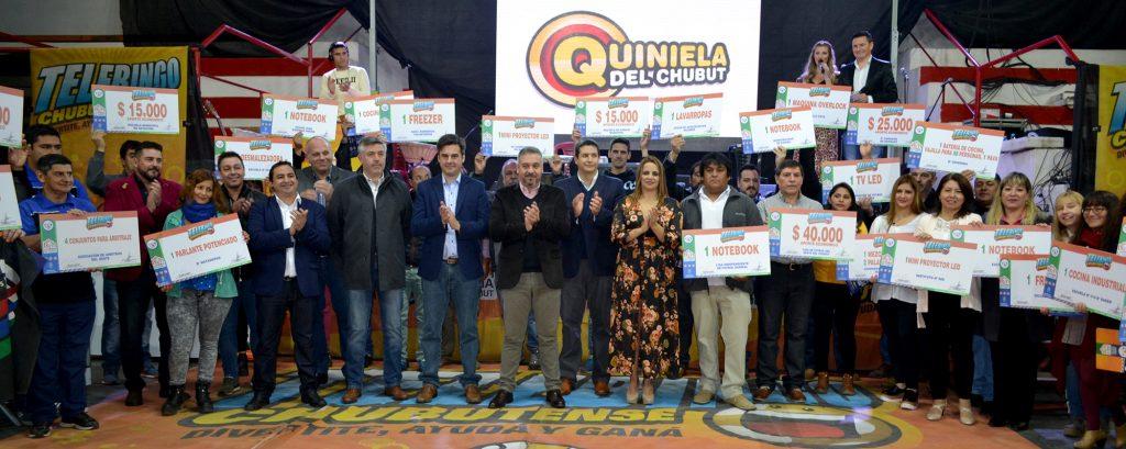 Instituciones que recibieron bienes de acción social en Esquel